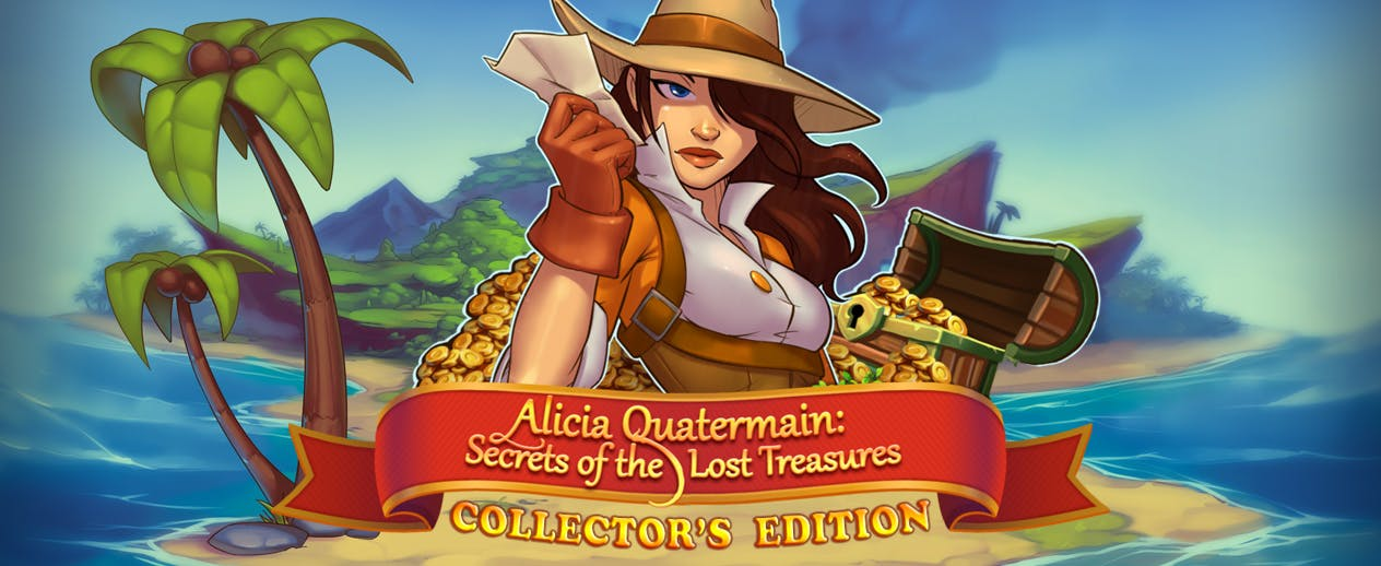 Alicia Quatermain: Secrets of the Lost Treasures Collectors -  - image