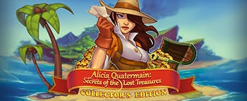 Alicia Quatermain: Secrets of the Lost Treasures Collectors - image