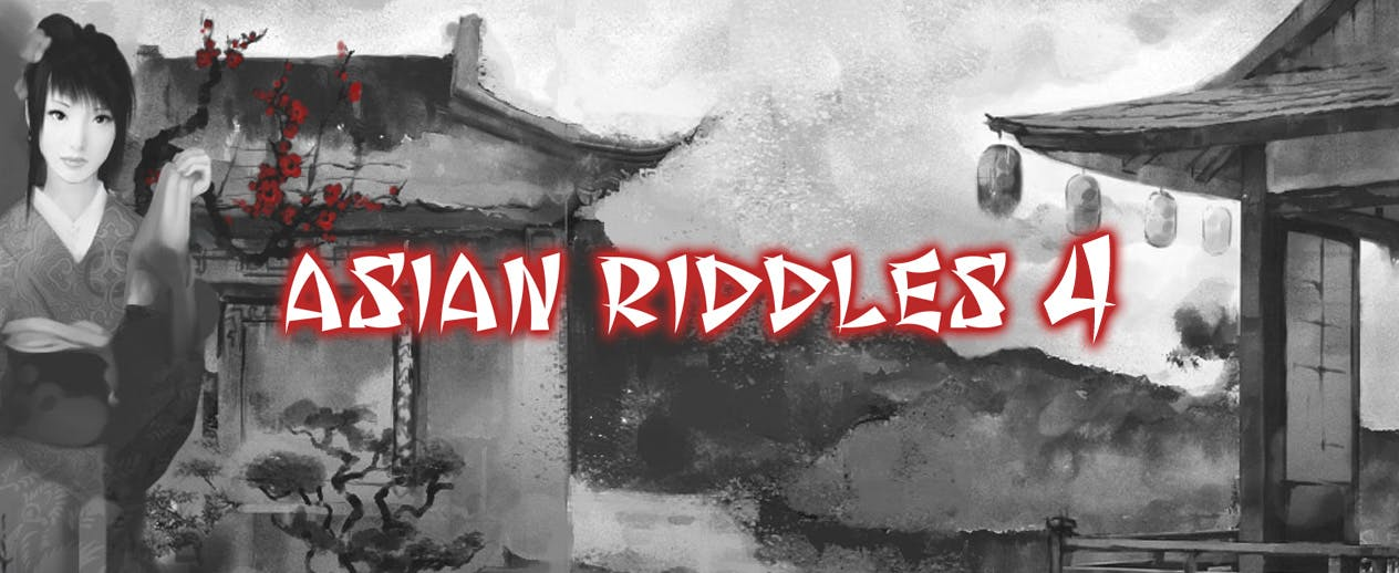 Asian Riddles 4 - Solve the ancient mysteries of Asia