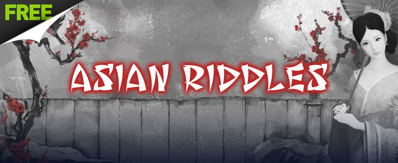 Asian Riddles - Unlock charming mysteries
