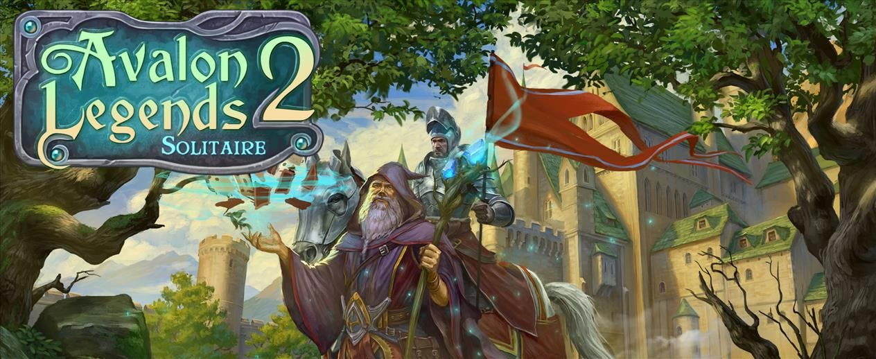 Avalon Legends Solitaire - Save Avalon!