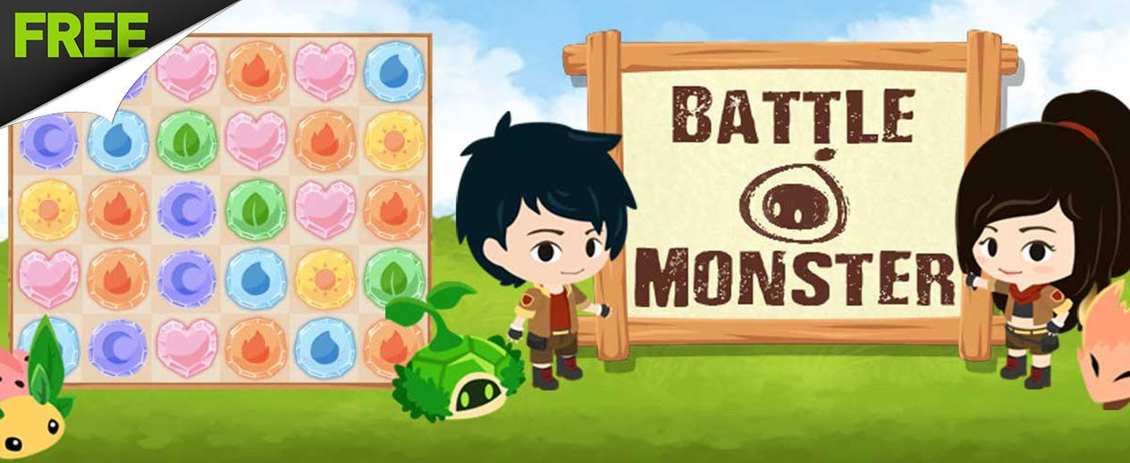 Battle Monster - Battle Monster