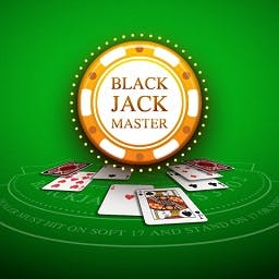 Blackjack Master - Blackjack is one of the most popular casino games in the world. Try your luck! - logo