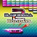 Blasterball 2: Holidays - logo