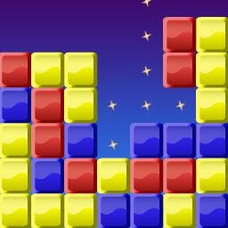 Bricks Breaking 2 - Click on groups of 3 in Bricks Breaking 2, a FREE match 3 game! - logo