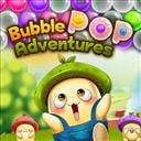 Bubble Pop Adventures - logo