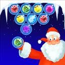 Bubble Shooter Christmas - logo
