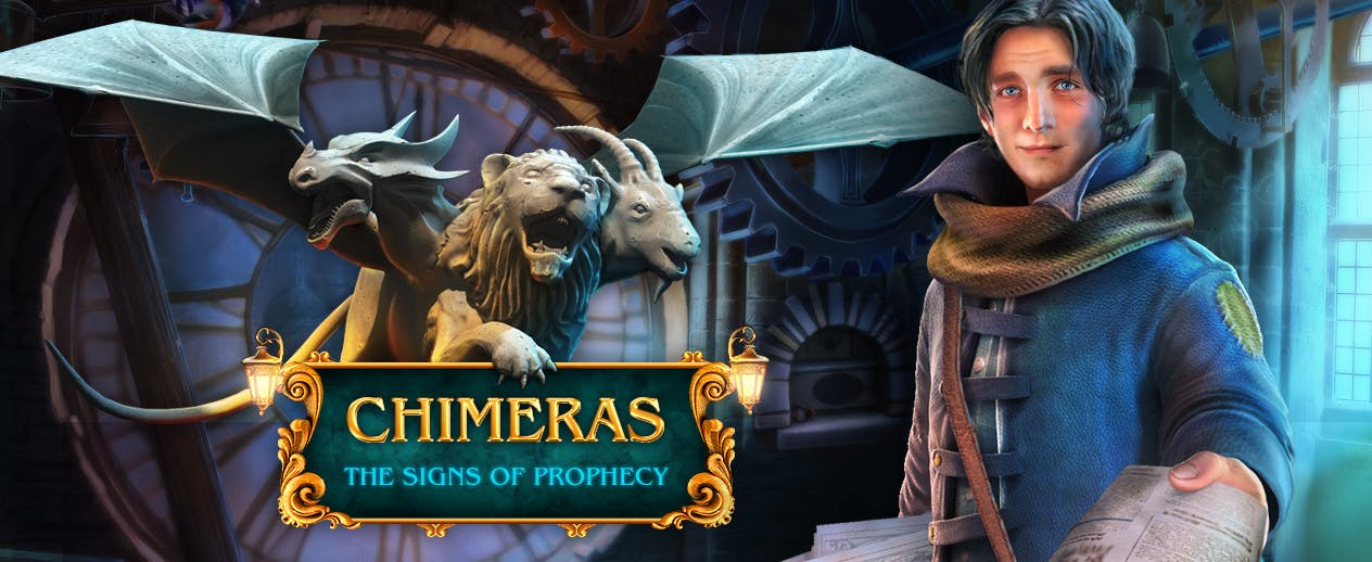Chimeras: The Signs of Prophecy - Chimeras: The Signs of Prophecy