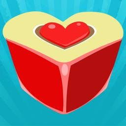 Chocolate Dream - Swap the chocolates to match 3 in this deliciously FREE arcade game. Play Chocolate Dream now! - logo