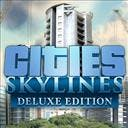 Cities: Skylines Deluxe Edition - logo