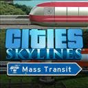 Cities: Skylines - Mass Transit (DLC) - logo