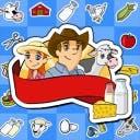 Dairy Dash - logo