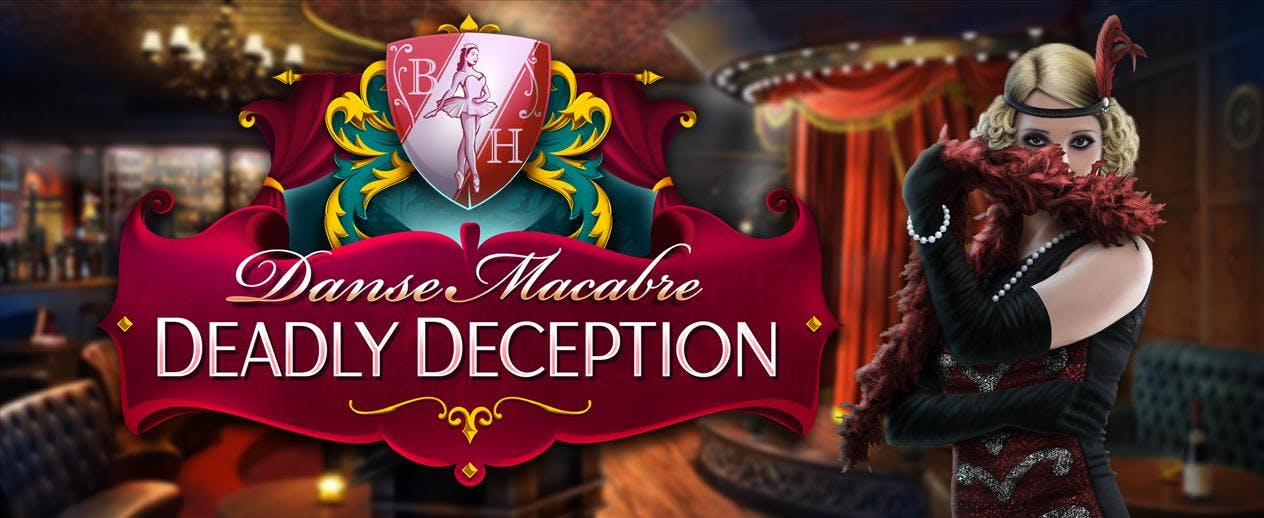 Danse Macabre Deadly Deception - Secrets. Suspects. Murder.