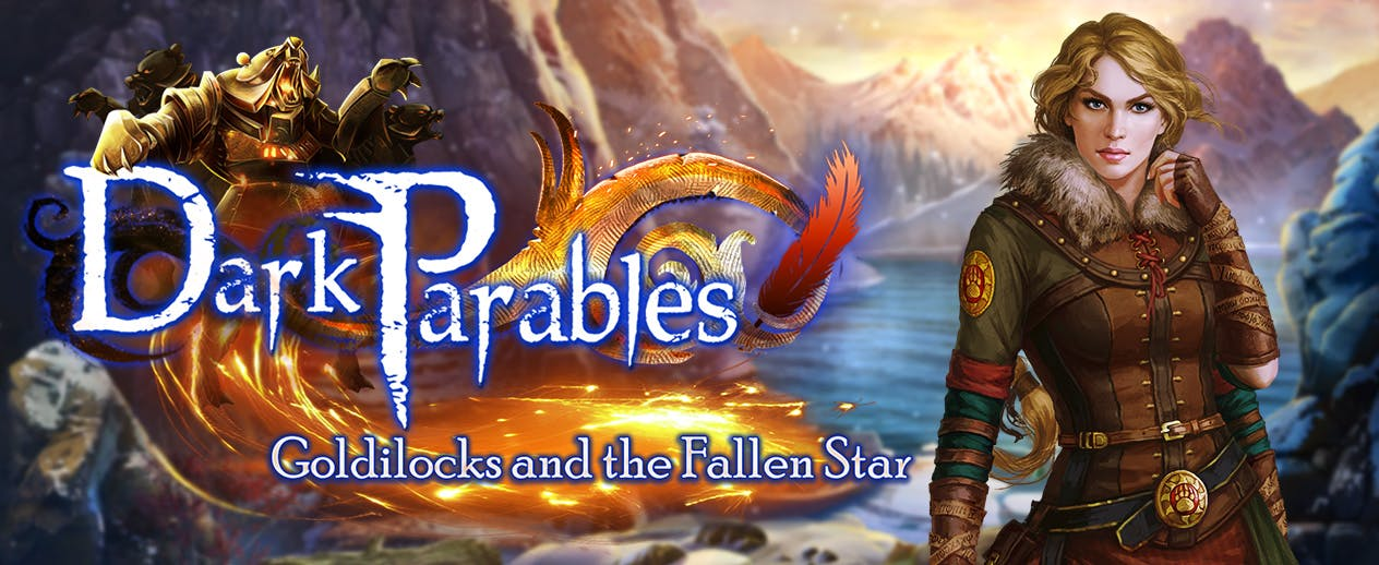 Dark Parables: Goldilocks and the Fallen Star - Uncover the dark secrets lurking Barsia - image