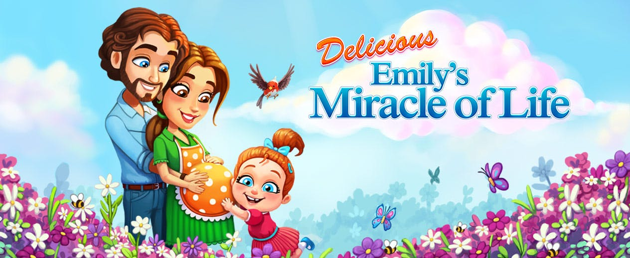 Delicious Emily's Miracle of Life - Delicious - Emily's Miracle of Life - image