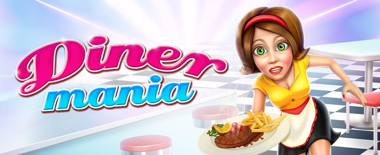 Diner Mania - it's eat or be eaten!