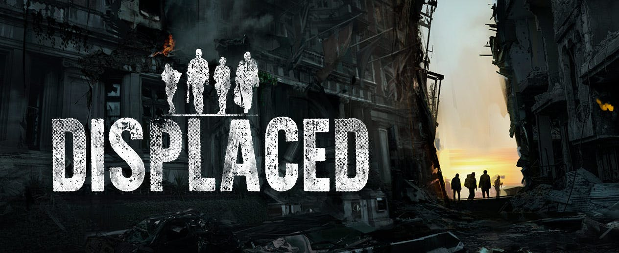 Displaced - Escape a war-torn country! - image