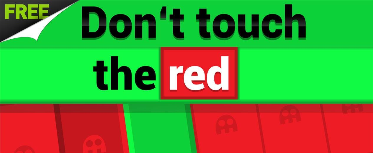 Don't Touch the Red - Tap as many green tiles as you can!