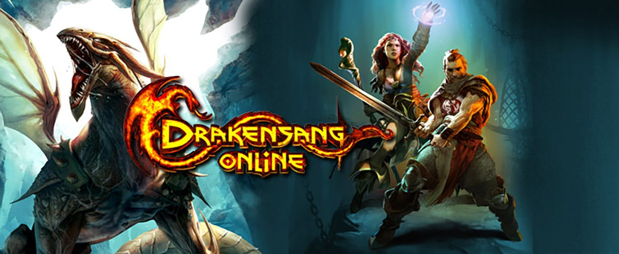 Drakensang Online - Dragonknight or Spellweaver? Choose now!
