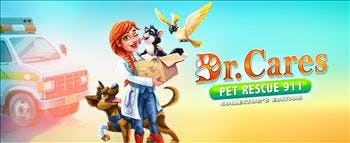 Dr. Cares: Pet Rescue 911 Collector's Edition - image
