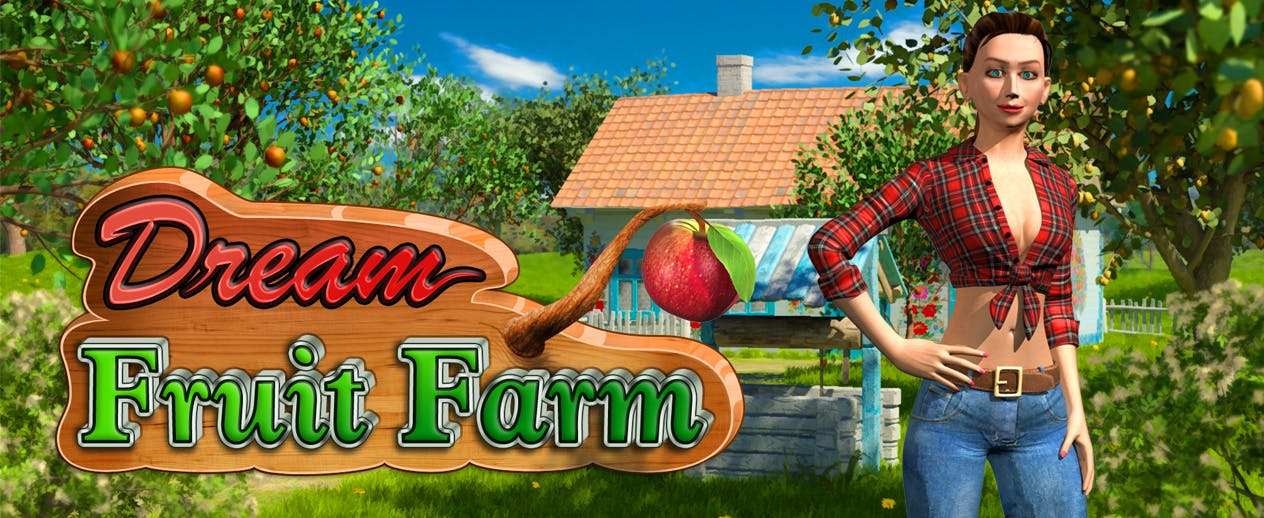 Dream Fruit Farm - Play 120 match 3 levels!