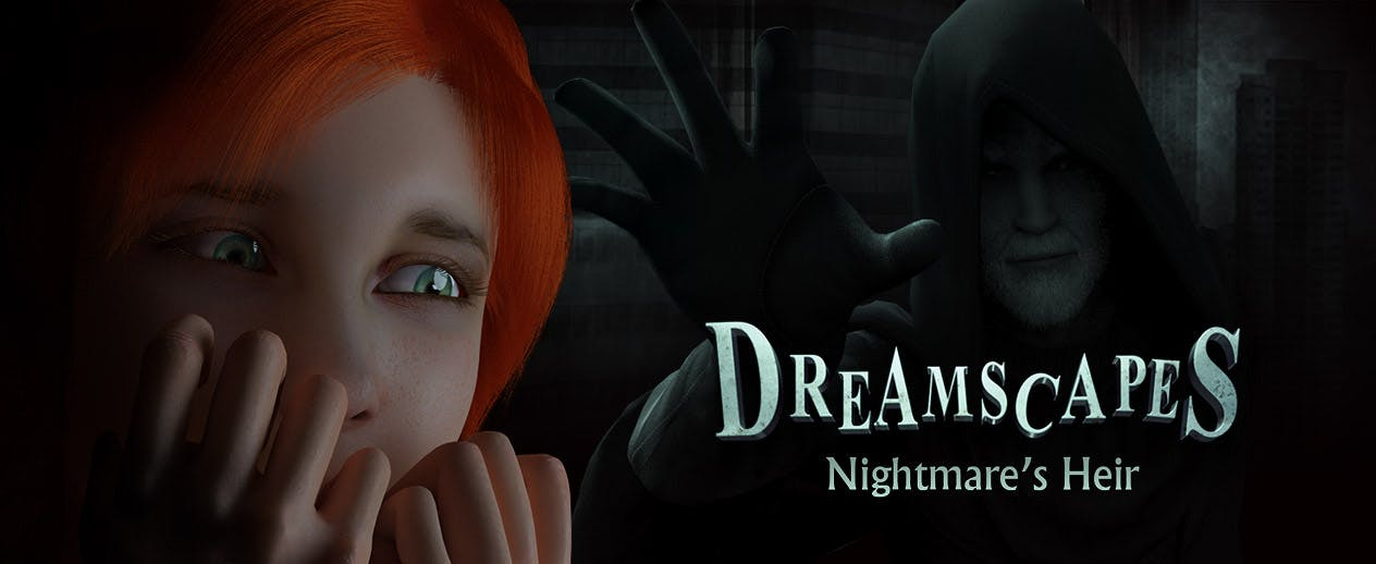 Dreamscapes: Nightmare's Heir - Nightmare's Heir