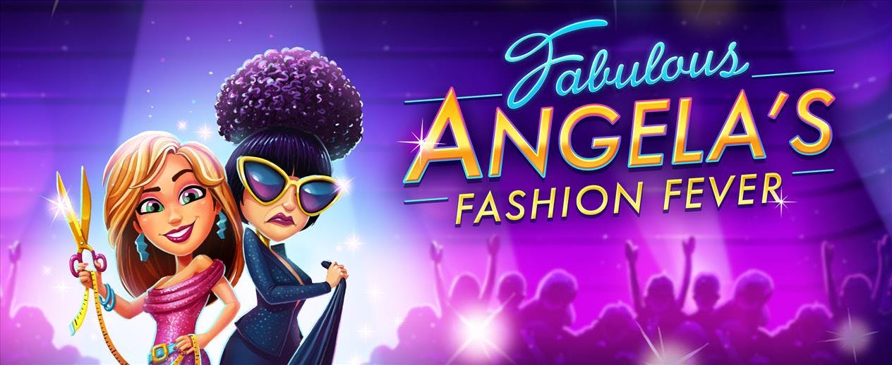 Fabulous: Angela's Fashion Fever - Glitz, glamour and secrets!