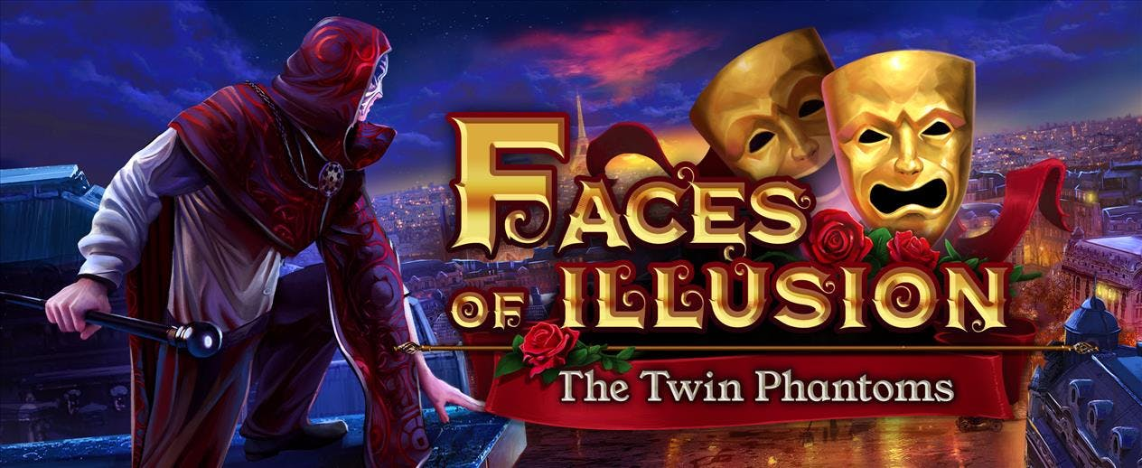 Faces of Illusion: The Twin Phantoms - Is it an illusion or true magic?