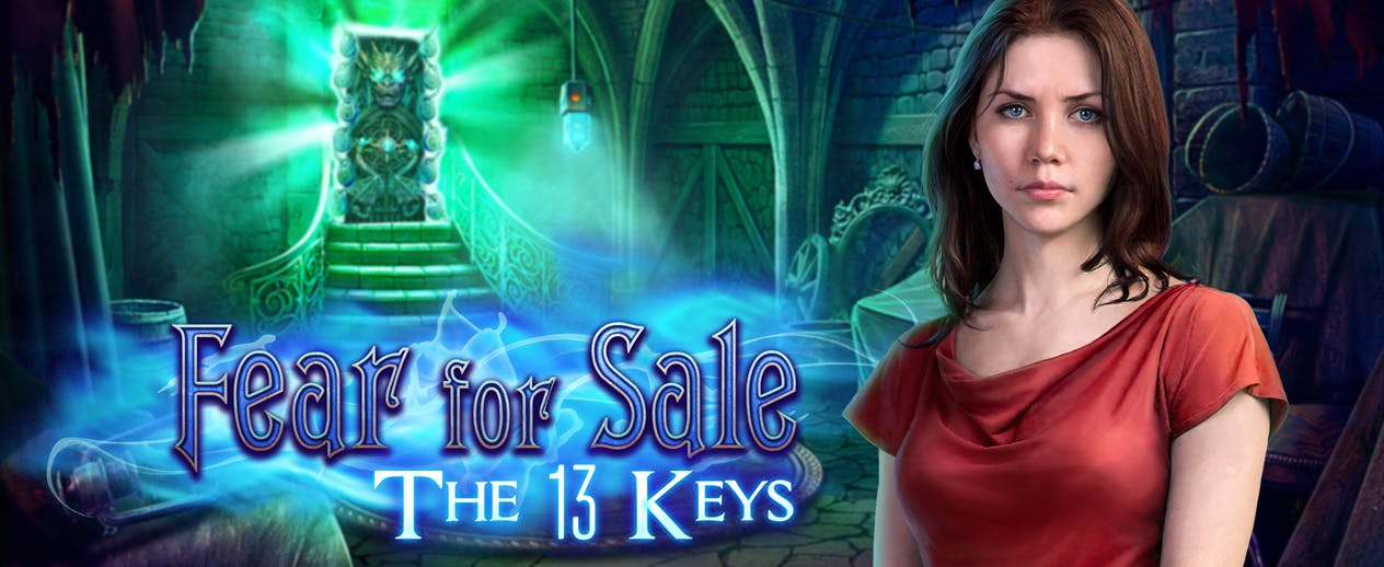Fear For Sale The 13 Keys - Stay in a haunted hotel.
