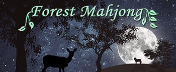 Forest Mahjong - image