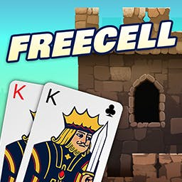 FreeCell Solitaire with Themes -  - logo