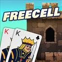 FreeCell Solitaire with Themes - logo