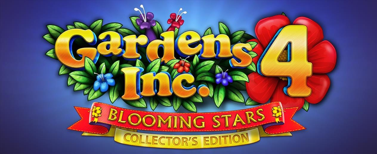 Gardens Inc. 4: Blooming Stars Collector's Edition - Are Jill and Mike ready for TV?