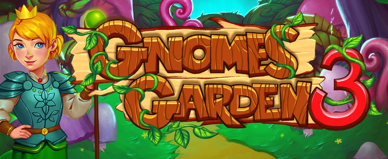 Gnomes Garden 3 - More than 40 levels of fun!