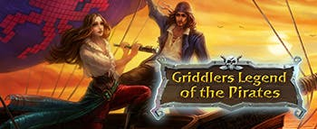 Griddlers Legend Of The Pirates - image