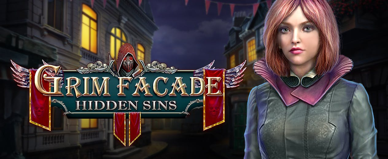 Grim Facade: Hidden Sins - Can you stop him before he strikes again - image