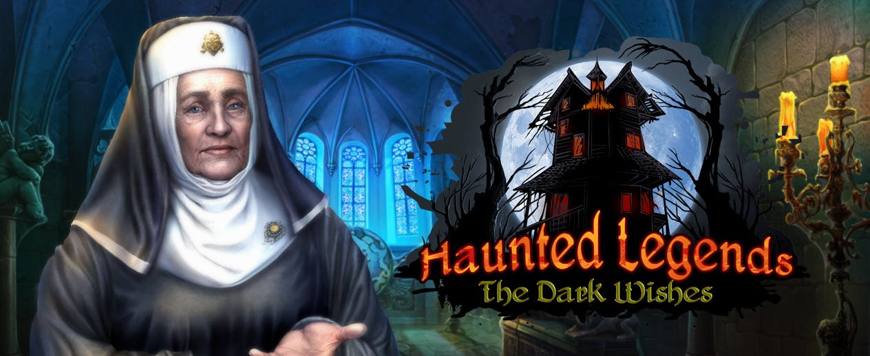 Haunted Legends The Dark Wishes - Haunted Legends The Dark Wishes - image