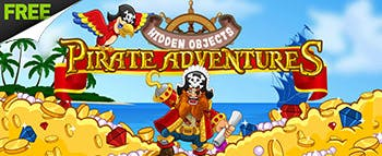 Hidden Objects: Pirate Adventures - image