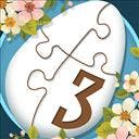 Holiday Jigsaw: Easter 3 - logo