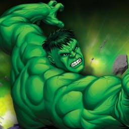 Hulk VS. - The Hulk has escaped a research facility. Can Thor and Wolverine calm him down? Play Hulk VS. to help Hulk escape and quell his rage! - logo