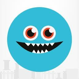 100 Little Monsters - Find FREE arcade fun with 100 Little Monsters! - logo
