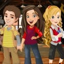 iCarly - iDream in Toons - logo