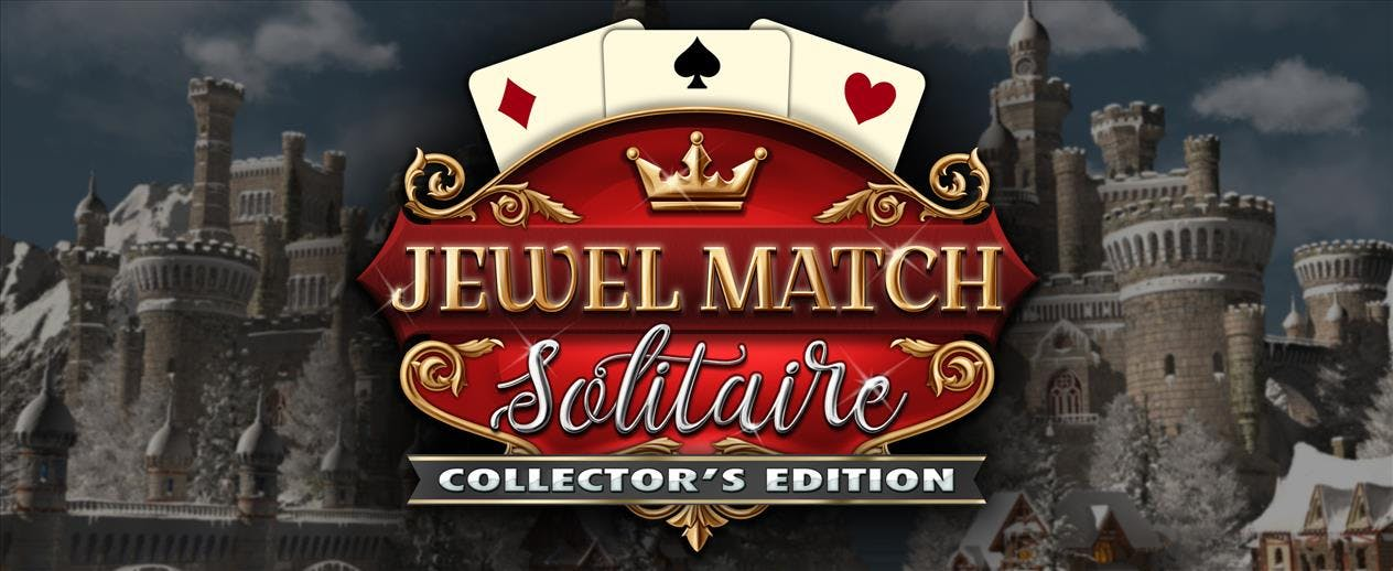 Jewel Match Solitaire Collector's Edition -  - image