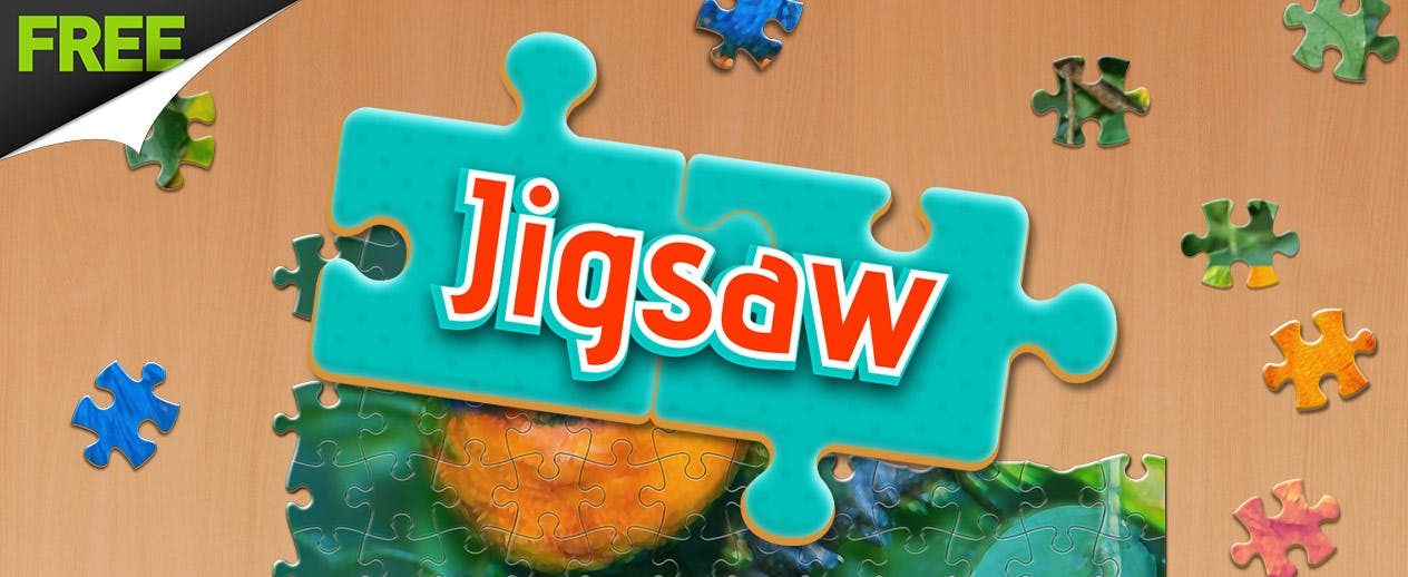 Jigsaw - Free puzzles to solve!