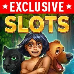 Jungle Book Slots - You can be a BIG WINNER with Jungle Book Slots! - logo