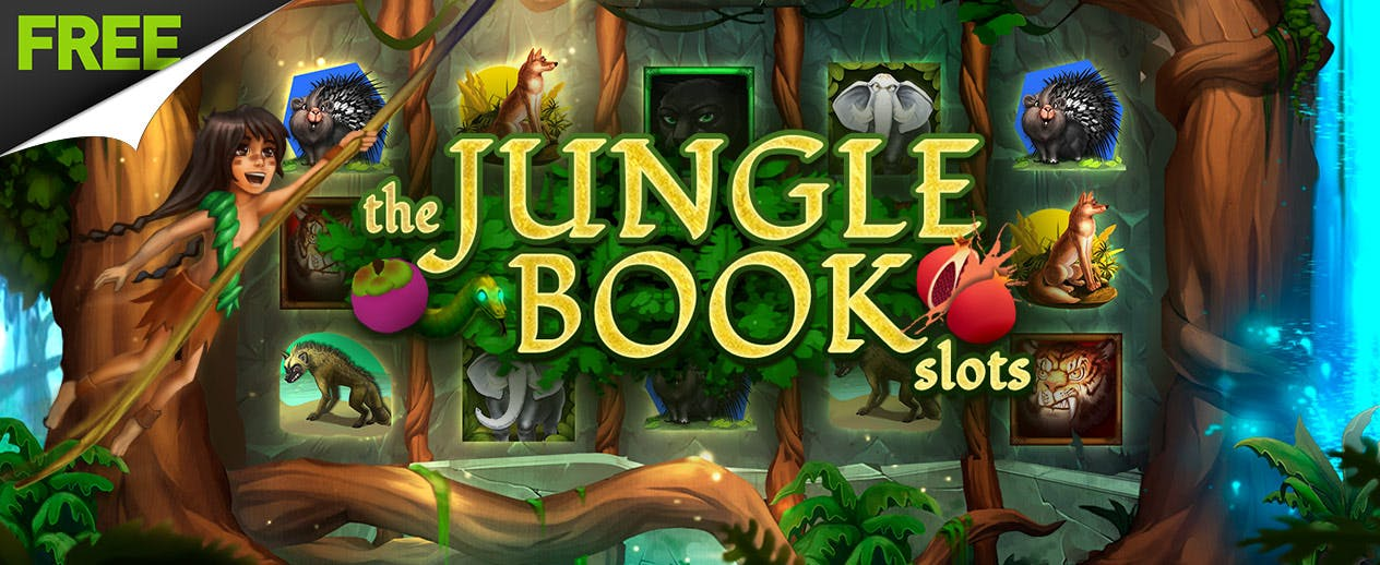 Jungle Book Slots - Win BIG with Jungle Book Slots!