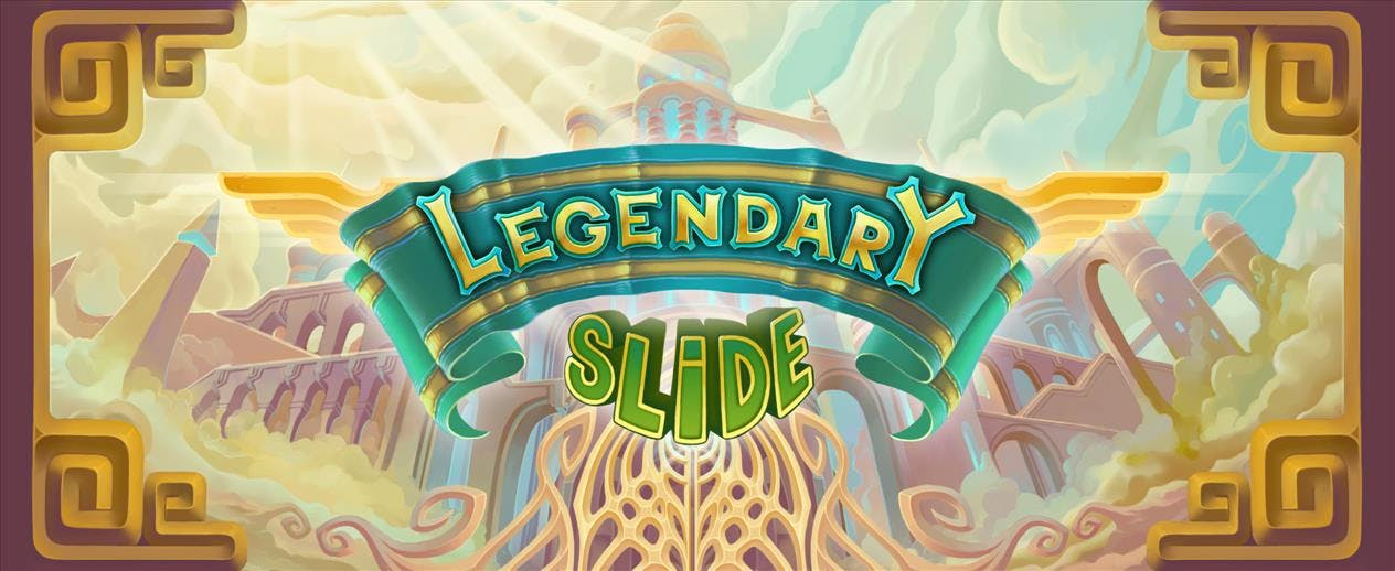 Legendary Slide - Clear away the tiles.