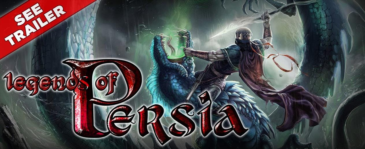 Legends of Persia - Play this ambitious, indie action RPG!