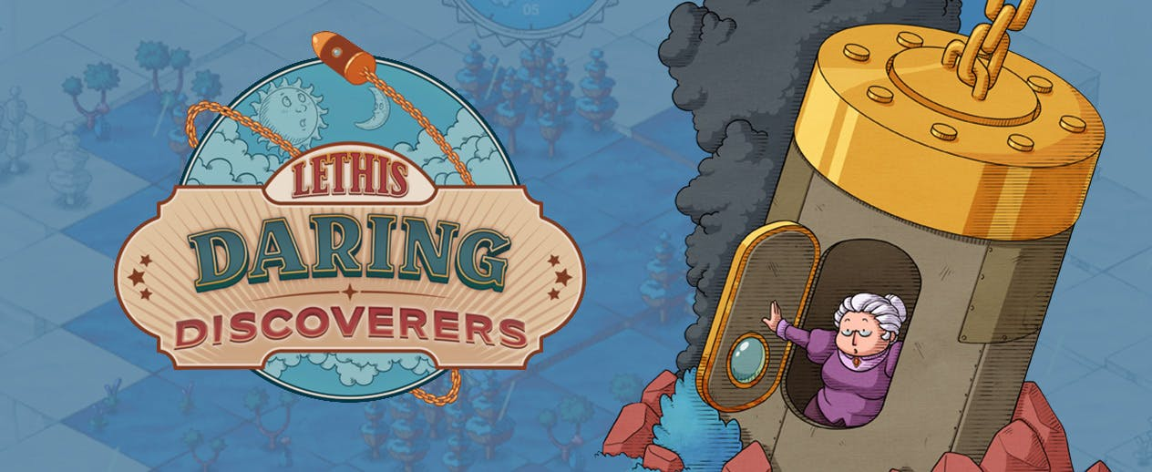 Lethis: Daring Discoverers - Exploration and investigation