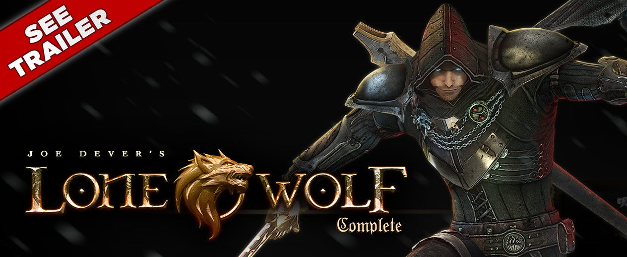 Lone Wolf - Lone Wolf is back!